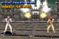 Tekken Advance - 54% of damage! - User Screenshot